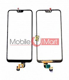 Touch Screen Digitizer For Nokia X6 (Black)