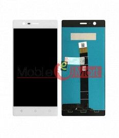Lcd Display With Touch Screen Digitizer Panel Combo Folder Glass For Nokia 3 (Black)