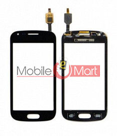 Touch Screen Digitizer For Samsung Galaxy S Duos 2 S7582 (Black)