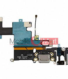 Charging Connector Port Flex Cable For iPhone 6 (Charging Port)