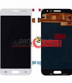 Lcd Display With Touch Screen Digitizer Panel Combo Folder Glass For Samsung Galaxy J2 (Black)