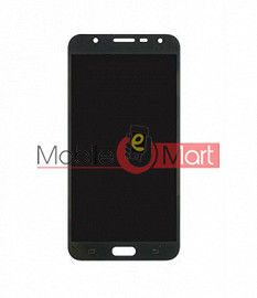 Lcd Display With Touch Screen Digitizer Panel Combo Folder Glass For Samsung Galaxy J7 Nxt (Black)