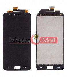 Lcd Display With Touch Screen Digitizer Panel Combo Folder Glass For Samsung Galaxy J5 Prime (black)