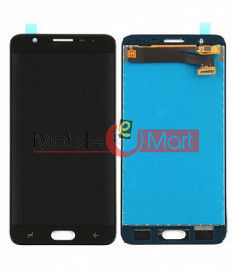 Lcd Display With Touch Screen Digitizer Panel Combo Folder Glass For Samsung Galaxy J7 (Black)