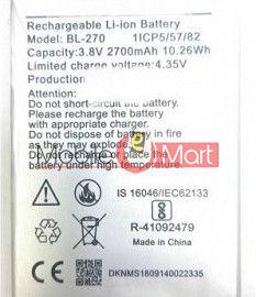 Ajah Mobile Battery For Mobiistar C1 Lite