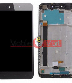 Lcd Display With Touch Screen Digitizer Panel Combo Folder Glass For Xiaomi Redmi Y1 (White)