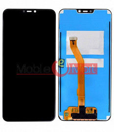 Lcd Display With Touch Screen Digitizer Panel Combo Folder Glass For Vivo Y83 (White)