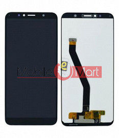 Lcd Display With Touch Screen Digitizer Panel Combo Folder Glass For Honor 7A (White)