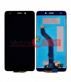 Lcd Display With Touch Screen Digitizer Panel Combo Folder Glass For Honor 5C (White)
