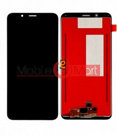 Lcd Display With Touch Screen Digitizer Panel Combo Folder Glass For Honor 7C (White)