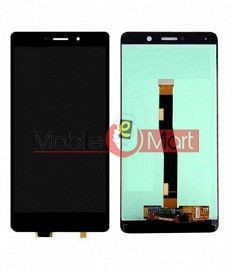 Lcd Display With Touch Screen Digitizer Panel Combo Folder Glass For Honor 6 (White)