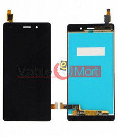 Lcd Display With Touch Screen Digitizer Panel Combo Folder Glass For Huawei P8 Lite (2017) (White)