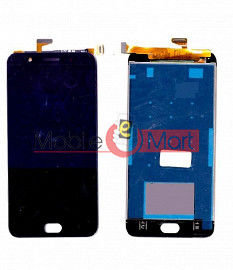 Lcd Display With Touch Screen Digitizer Panel Combo Folder Glass For Vivo Y69 (White)