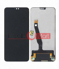 Lcd Display With Touch Screen Digitizer Panel Combo Folder Glass For Honor 8X (White)