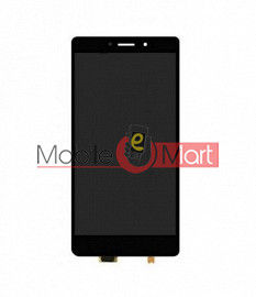 Lcd Display With Touch Screen Digitizer Panel Combo Folder Glass For Honor 6X (White)