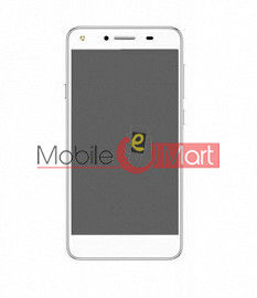 Lcd Display With Touch Screen Digitizer Panel Combo Folder Glass For Honor Bee 4G (White)