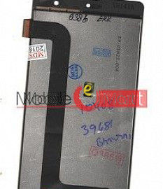 Lcd Display With Touch Screen Digitizer Panel Combo Folder Glass For Micromax Canvas Fire 5 Q386 (White)