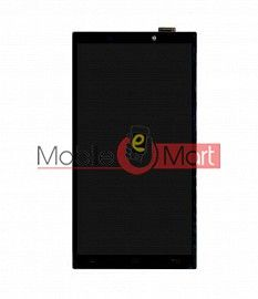 Lcd Display With Touch Screen Digitizer Panel Combo Folder Glass For Gionee Gpad G4 (White)