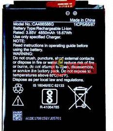 Mobile Battery For InFocus Turbo 5