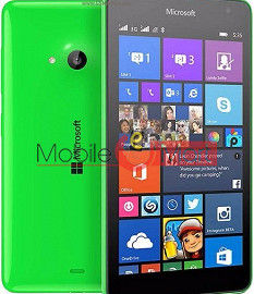 Back Panel For Microsoft Lumia 535