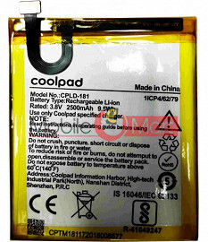 Mobile Battery For Coolpad Note 5 Lite
