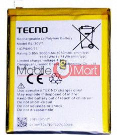 Mobile Battery For Tecno i5