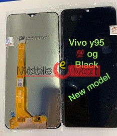 Lcd Display With Touch Screen Digitizer Panel Combo Folder Glass For Vivo Y95