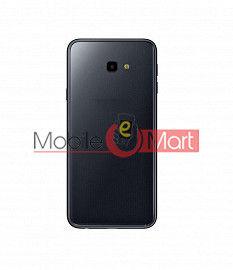 Full Body Housing Panel Faceplate For  Samsung Galaxy J4 Plus Black