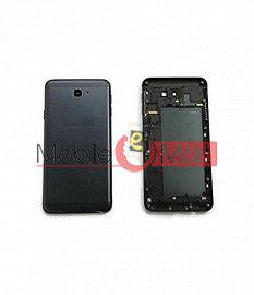 Full Body Housing Panel Faceplate For Samsung Galaxy J5 Prime Black