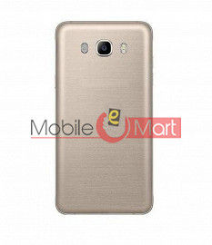 Full Body Housing Panel Faceplate For Samsung Galaxy J7 2016 Gold