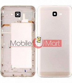Full Body Housing Panel Faceplate For Samsung Galaxy J7 Prime Gold