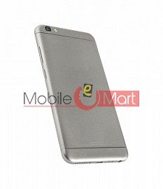 Full Body Housing Panel Faceplate For Vivo V5 Silver