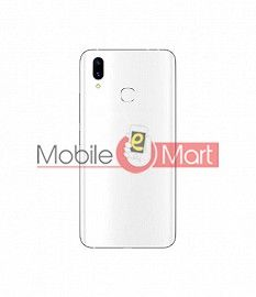 Full Body Housing Panel Faceplate For Vivo X21 White