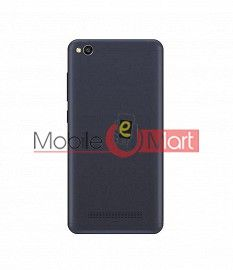 Full Body Housing Panel Faceplate For Xiaomi Redmi 4a Black