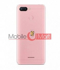 Full Body Housing Panel Faceplate For Redmi 6