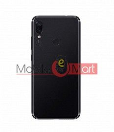 Full Body Housing Panel Faceplate For Redmi Note 7 Pro Black