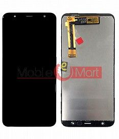 Lcd Display With Touch Screen Digitizer Panel Combo Folder Glass For Samsung Galaxy J6 Plus