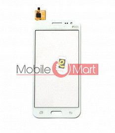 Touch Screen Digitizer For Samsung Galaxy J2 White