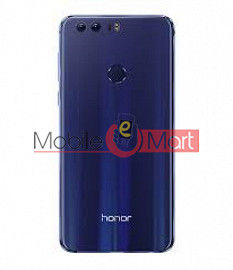 Back Panel For Honor 8 Blue