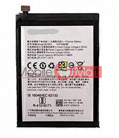 Mobile Battery For Oppo F1s black