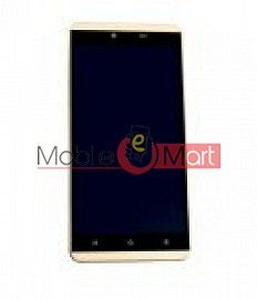 Lcd Display With Touch Screen Digitizer Panel For Gionee S Plus (OLED)