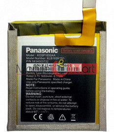 Mobile Battery For Panasonic T41 black