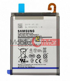 Mobile Battery For Samsung Galaxy A10 black