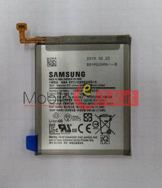 Mobile Battery For Samsung Galaxy A20 black