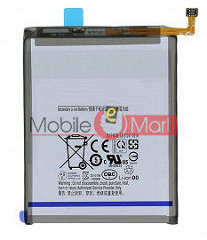 Mobile Battery For Samsung Galaxy A50 black