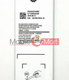 Mobile Battery For SAMSUNG Galaxy A5 (2016) black