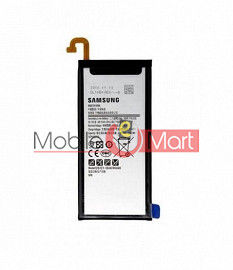 Mobile Battery For Samsung Galaxy C9 Pro black
