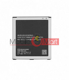 Mobile Battery For Samsung Galaxy J2 Prime black