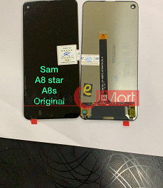 Lcd Display With Touch Screen Digitizer Panel For Samsung Galaxy A8s