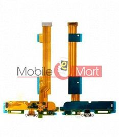 Charging Connector Port Flex Cable For VIVO Y55